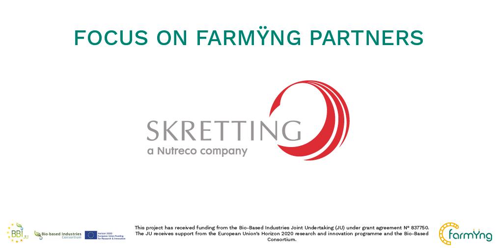FARMYNG focus on partner Skreeting